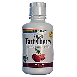 Solaray Tart Cherry Juice Organic