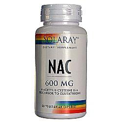 Solaray NAC (N-Acetyl-L-Cysteine)