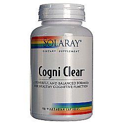 Solaray Cogni Clear