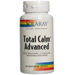 Solaray Total Calm Advanced