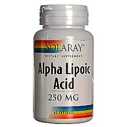 Solaray Alpha Lipoic Acid
