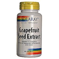 Solaray Grapefruit Seed Extract Immunity