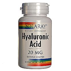 Solaray Hyaluronic Acid