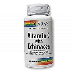 Solaray Vitamin C with Echinacea