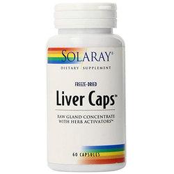 Solaray Liver Caps