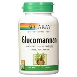 Solaray Glucomannan