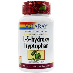 Solaray L-5-hydroxy Tryptophan