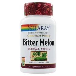 Solaray Bitter Melon Extract