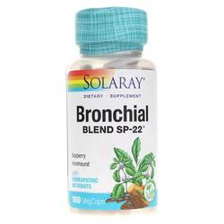Solaray Bronchial Blend SP-22