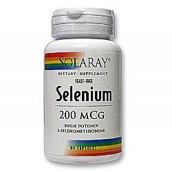 Solaray Selenium Yeast Free