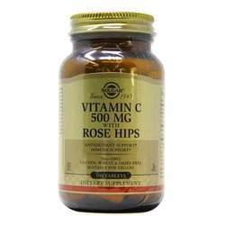 Solgar Vitamin C with Rose Hips