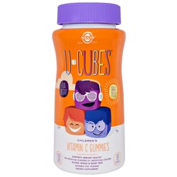 Solgar U-Cubes Children's Vitamin C