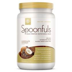 Solgar Spoonfuls Vegan Protein Nutritional Shake Chocolate Coconut