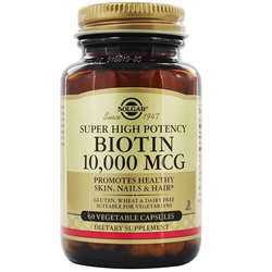 Solgar Super High Potency Biotin