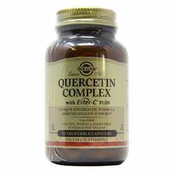 Solgar Quercetin Complex with Ester-C Plus