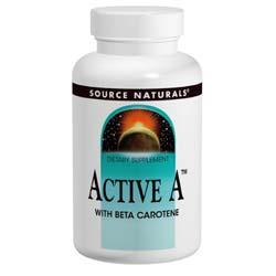 Source Naturals Active A with Beta Carotene