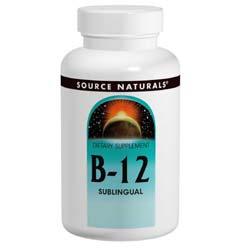 Source Naturals Vitamin B-12