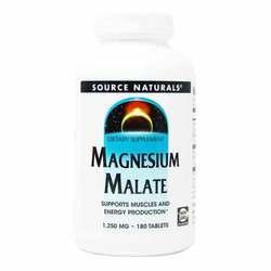 Source Naturals Magnesium Malate