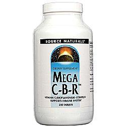 Source Naturals Mega C-B-R
