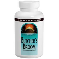 Source Naturals Butcher's Broom