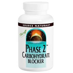 Source Naturals Carbohydrate Blocker Phase 2