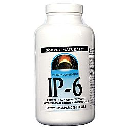 Source Naturals IP-6 Inositol Hexaphosphate Powder