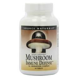 Source Naturals Mushroom Immune Defense