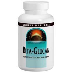 Source Naturals Beta-Glucan