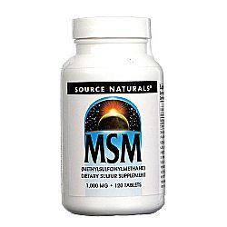 Source Naturals MSM 1-000 mg