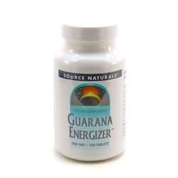 Source Naturals Guarana Energizer