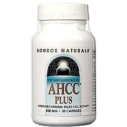 Source Naturals AHCC Plus