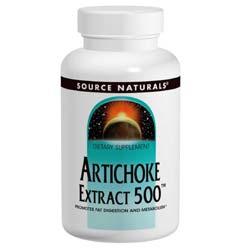 Source Naturals Artichoke Extract