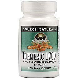 Source Naturals Turmeric 1-000