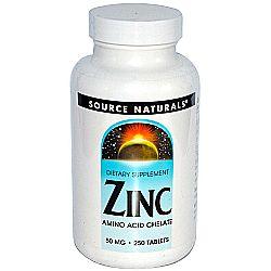 Source Naturals Zinc