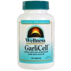 Source Naturals Wellness GarliCell