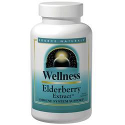 Source Naturals Wellness Elderberry Extract 1.5 mg