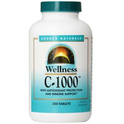 Source Naturals Wellness C-1000