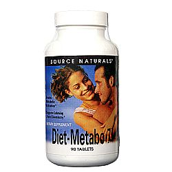 Source Naturals Diet Metabo 7