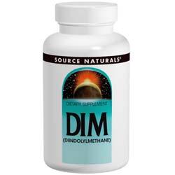Source Naturals DIM (Diindolymethane) 100 mg