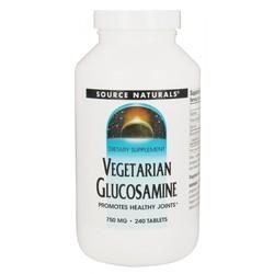 Source Naturals Vegetarian Glucosamine