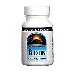 Source Naturals Biotin
