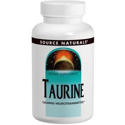 Source Naturals Taurine 500 mg
