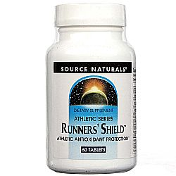 Source Naturals Runners' Shield Athletic Antioxidant Protection