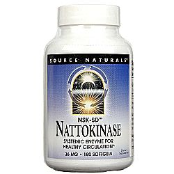 Source Naturals Nattokinase 36 mg