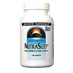 Source Naturals NutraSleep