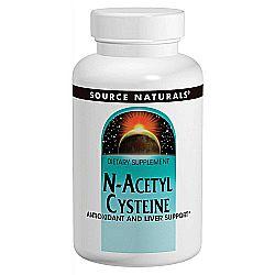 Source Naturals N-Acetyl Cysteine