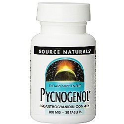 Source Naturals Pycnogenol 100 mg