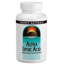 Source Naturals Alpha-lipoic Acid