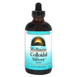 Source Naturals Wellness Colloidal Silver™ 30 Ppm