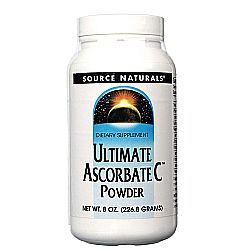 Source Naturals Ultimate Ascorbate C Powder